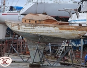 wooden sailboats for sale